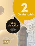 GUIA DIDÀCTICA CIÈNCIES SOCIALS 2 ESO ATÒMIUM