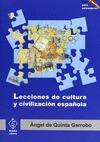 LECCIONES DE CULTURA Y CIVILIZACIÓN ESPAÑOLA