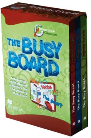 THE BUSY BOARD, EDUCACIÓN PRIMARIA