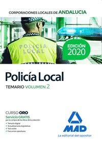 POLICIA LOCAL DE ANDALUCIA VOL 2