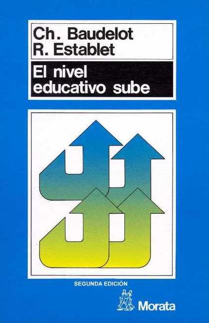EL NIVEL EDUCATIVO SUBE