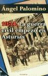 1934 GUERRA CIVIL EMPEZO ASTURIAS