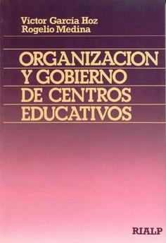 ORGANIZACION CENTROS EDUCATIVOS