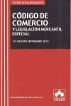 CODIGO COMERCIO 11ªED TLB 12