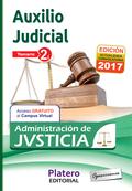 CUERPO DE AUXILIO JUDICIAL DE LA ADMINISTRACIÓN DE JUSTICIA. TEMARIO. VOLUMEN II.