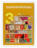 NUEVO PROYECTO TROTAMUNDOS, MATEMÁTICAS, 3 EDUCACIÓN PRIMARIA, 2 CICLO
