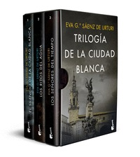 TRILOGÍA DE LA CIUDAD BLANCA (ESTUCHE)