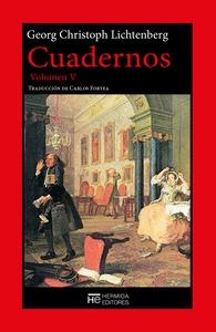 CUADERNOS. VOLUMEN V