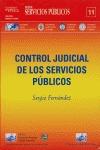 CONTROL JUDICIAL DE LOS SERVICIOS PÚBLICOS