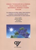 CIENCIA Y TECNOLOGÍA DE LA ENERGÍA SOLAR, HIDRÁULICA, EÓLICA, GEOTÉRMICA, BIOMAS.