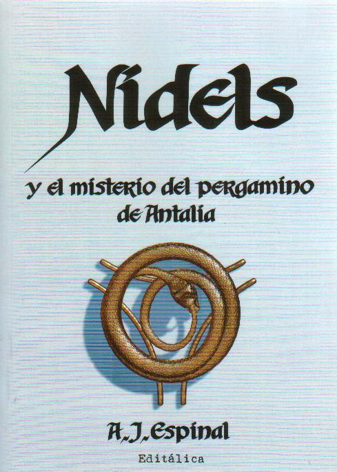 NIDELS Y EL MISTERIO DEL PERGAMINO DE ANTALIA