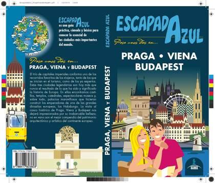 PRAGA, VIENA Y BUDAPEST ESCAPADA AZUL                                           PRAGA, VIENA Y