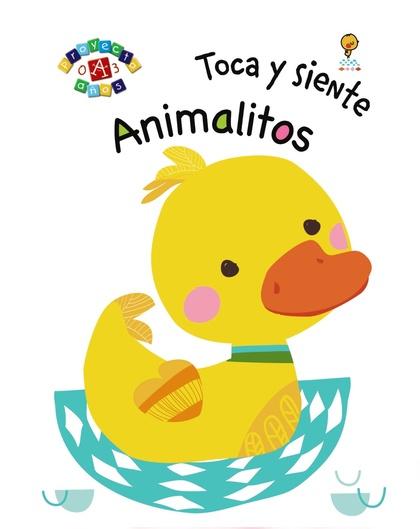 TOCA Y SIENTE. ANIMALITOS.