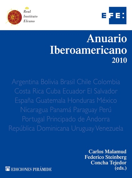 ANUARIO IBEROAMERICANO 2010.