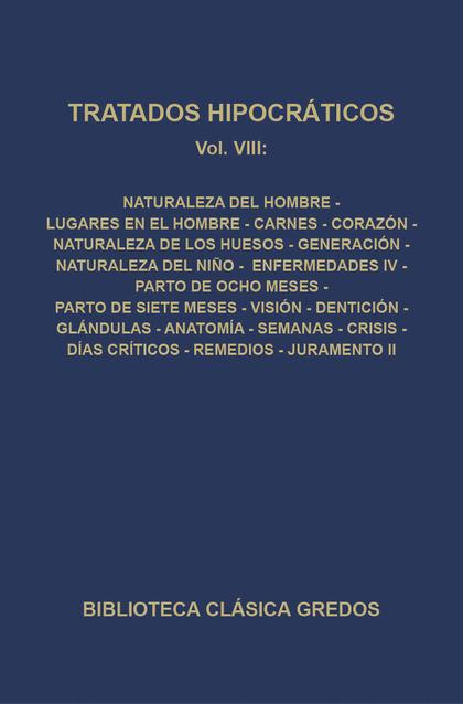 TRATADOS HIPOCRÁTICOS