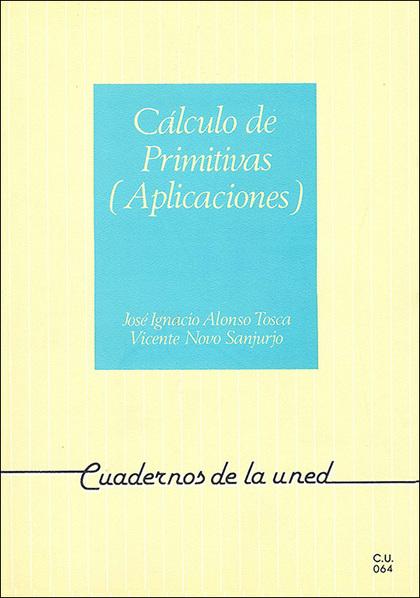 CÁLCULO DE PRIMITIVAS: : APLICACIONES