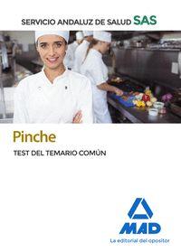 PINCHE DEL SAS TEST TEMARIO COMUN 2020
