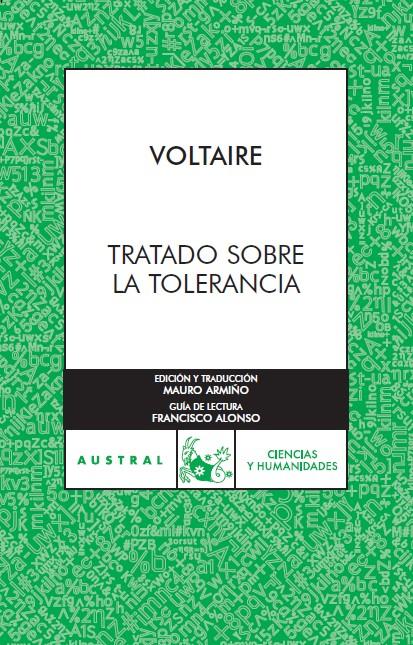 TRATADOS SOBRE LA TOLERANCIA