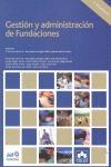 GESTIÓN Y ADMINISTRACIÓN DE LAS FUNDACIONES