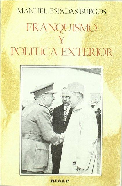 FRANQUISMO Y POLITICA EXTERIOR