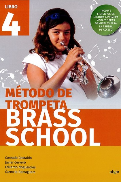 BRASS SCHOOL - METODO DE TROMPETA 4.