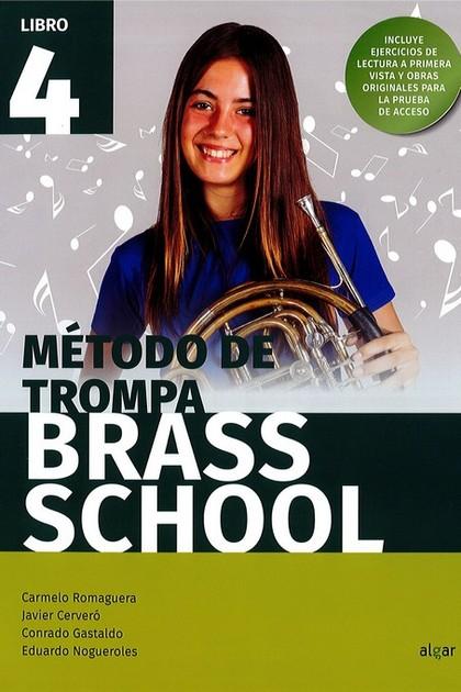BRASS SCHOOL - METODO DE TROMPA 4.