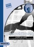 MATEMÀTIQUES CS 1, 5 EDUCACIÓ PRIMÀRIA (CATALUNYA, ILLES BALEARS). QUADERN DE TREBALL