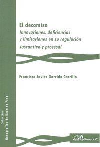 DECOMISO, EL