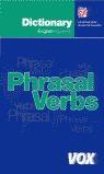 Dictionary of Phrasal Verbs English-Spanish