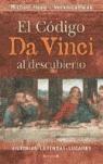 EL CÓDIGO DA VINCI AL DESCUBIERTO: HISTORIAS, LEYENDAS, LUGARES