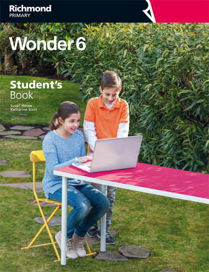 WONDER 6 STUDENT¿S BOOK EDITION TURKEY.