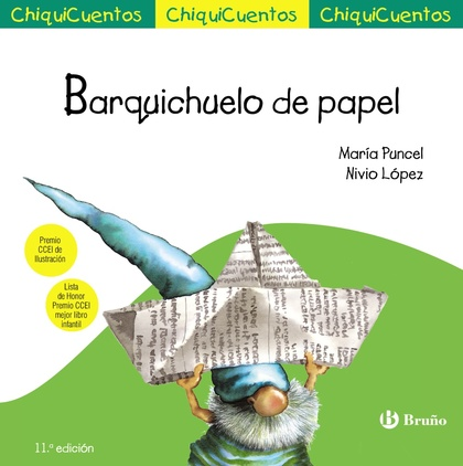 BARQUICHUELO DE PAPEL.