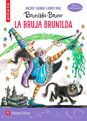 LA BRUJA BRUNILDA (MANUSCRITA).