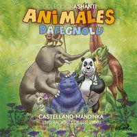 ANIMALES EN ILUSTRACIÓN : EN ESPAÑOL - MANDINKA
