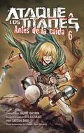 ATAQUE A LOS TITANES: ANTES DE LA CAÍDA 06.