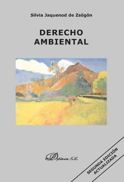 Derecho Ambiental 2ª Ed.