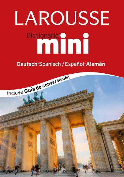 DICCIONARIO MINI ESPAÑOL-ALEMÁN, DEUTSH-SPANISCH