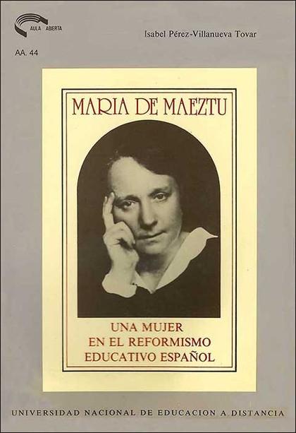REF 36044AA0 MARIA DE MAEZTU