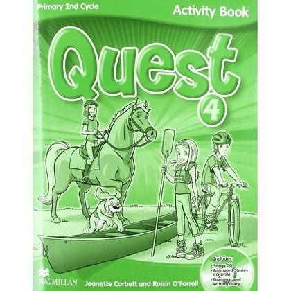 QUEST 4 ACTIVITY PACK