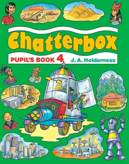 CHATTERBOX,4 STD.