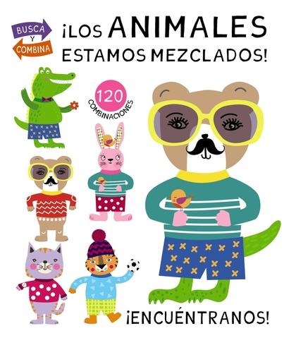 ¡LOS ANIMALES ESTAMOS MEZCLADOS!.