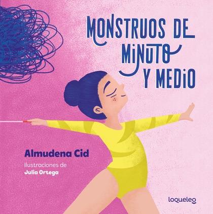 MONSTRUOS DE MINUTO Y MEDIO.