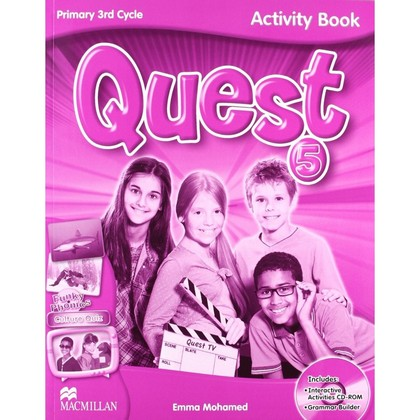 QUEST 5 ACT PACK