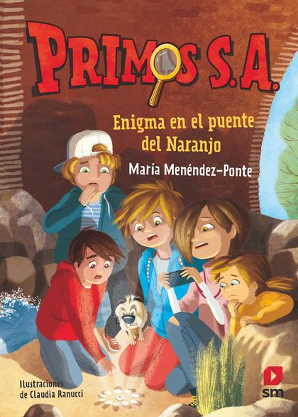 PRIMOS SA 2 ENIGMA EN EL PUENTE DEL NARANJO