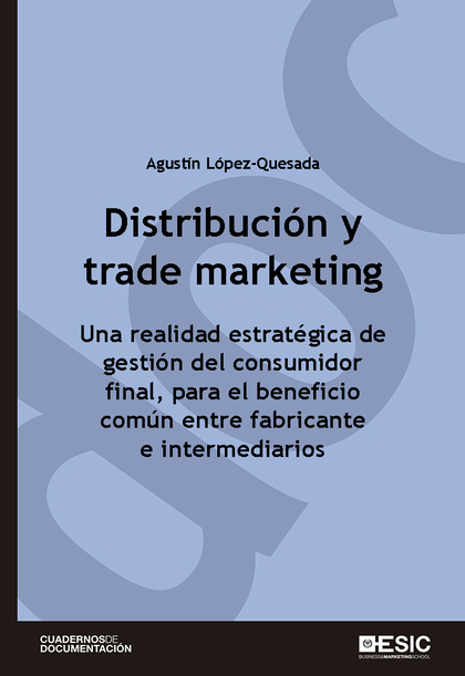 DISTRIBUCIÓN Y TRADE MARKETING                                                  UNA REALIDAD ES