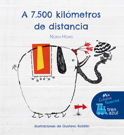 A 7.500 KILÓMETROS DE DISTANCIA.