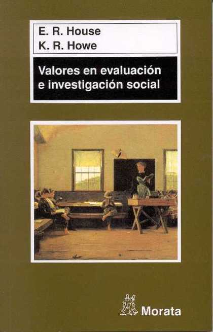 VALORES EN EVALUACIÓN E INVESTIGACIÓN SOCIAL