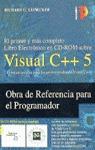 VISUAL C++ 5 CD-ROM