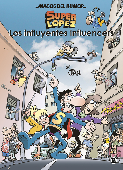 LOS INFLUYENTES INFLUENCERS.