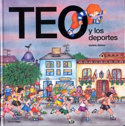 TEO Y LOS DEPORTES